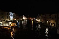 Rialto V (wani_no_ko) Tags: rialto bridge venezia venice venedig venise grand canale italy italia italien night lights