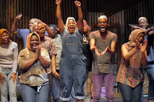 Your Reaction: What did you think of <em>Isango Ensemble</em> at the Royal Opera House?