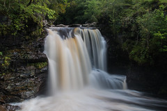 Falls Of Falloch (Ian McDonald Photography) Tags: landscape nature river waterfall atraction attraction cascade cascades exposure falloch falls fallsoffalloch landscapes longexposure natural riverside scenic scotland stirlingshire tourisim tourist touristic water waterfalls