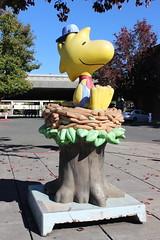Woodstock, Railroad Square (New York Big Apple Images) Tags: santarosa sonoma peanuts schulz