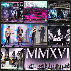 Dixie Chicks at the Hollywood Bowl (classymis) Tags: classymis dixiechicks concert stage hollywoodbowl singers music composite