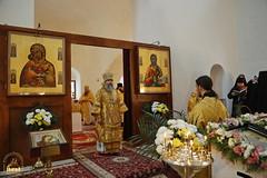 52. Church service in Svyatogorsk / Богослужение в храме г.Святогорска 09.10.2016