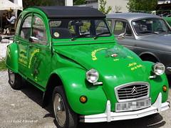 Ente, Citroen (Gerd Eisenhut) Tags: oldtimer kultauto auto citroen ente