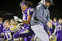 591A2271.jpg (mikehumphrey2006) Tags: football101416polsonvarsitynoahcolumbiafalls sports action football coach win hit run catch punt varsity polson montana