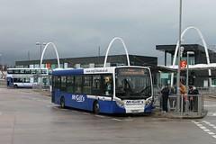 McGill's - SN57 DXL (B8444) (MSE062) Tags: b8444 8444 mcgills enviro 200 e200 alexander dennis glasgow silverburn greenock slaemuir sn57dxl sn57 dxl low floor single decker bus
