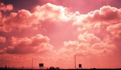 This is not America (ale2000) Tags: olympus trip35 lomography fujivelvia100 fuji velvia xpro crossprocess film 35mm pellicola analog analogue red rosso skyporn sky cielo cloudporn clouds nubi nuvole filmisnotdead believeinfilm sicilia sicily