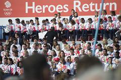 Rio 2016 Olympic celebration London 14 (Mac Spud) Tags: london rio 2016 olympics celebration