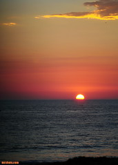 YetAnotherHotAndStickyEvening (mcshots) Tags: usa california socal losangelescounty summer sunset coast sky clouds hot humid evening sun 2015 stock mcshots