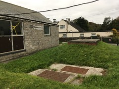 Mevagissey Telephone Exchange