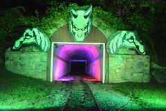DSC_0143 (Montgomery Parks, MNCPPC) Tags: halloween train carousel wheatonregionalpark scary youth children october autumn fall families outdoors nighttime creepy