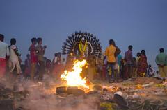 Kulasai Mayana Kali   Dussehra Festival (aravindselvaraj) Tags: fire kulasai kulasekarapattinam kulasai2016 fes festival dasara dussehra goddes god southindia southindianfestivel event belifes culture col colours activity navaratri celebration people emotion