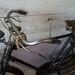 Antique bicycle in Borneo