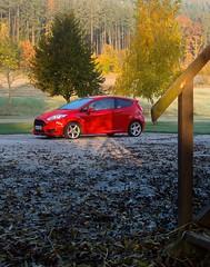 Ford Fiesta ST180