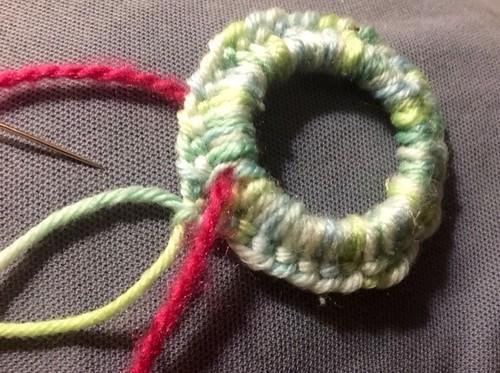 insert yarn