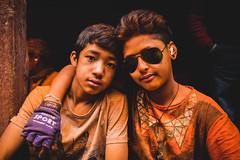 A vermilion Bisket Jatra (Daniele Zanni) Tags: 500px x100s facebook flickr google nepal nepali orange squarespace streetportrait travel uncool uncool2 uncool3 cool cool2 cool3 uncool4 cool4 uncool5 uncool6 cool5forsomeone uncool7