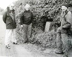 Ringmore Boundary Stone May 2013 Milestone Society (Bridgemarker Tim) Tags: milestonesociety walks southdevon teignmouth ringmore