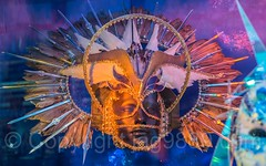 """Lights Up a Young Mind"" Bloomingdales Holiday Window Display, New York City (jag9889) Tags: windowdisplay jag9889 usa color manhattan bloomingdales people newyork outdoor 2016 christmas holiday light woman uppereastside artwork art window newyorkcity mask neon surreal display 20161128 performer chandelier bloomies departmentstore flagship lexingtonavenue ny nyc store storewindow ues unitedstates unitedstatesofamerica us"