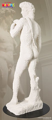 LEGO Statue of David (TheBrickMan) Tags: lego wonders world michelangelo statue david