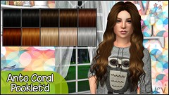 Anto Coral Hair # Pooklet textures (mertiuza) Tags: pooklet pookletd hair cabello pelo retexture retextures los sims sim ts4 ls4 sim4 sims4 lossims thesims lossims4 thesims4 luev tarihsims tarihsim ts tarih recolor recolors mertiuza tarihsimsnet wwwtarihsimsnet download downloads descarga descargas custom content contenido personalizado anto coral cool coolsim coolsims alesso