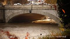 Torino (12) (cattazen.com) Tags: alluvione torino po esondazione parcodelvalentino murazzi pienadelpo cittditorino turin piemonte