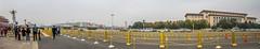 Tiananmen Square-0944 (kasiahalka (Kasia Halka)) Tags: 109acres 2016 beijing china citysquare gateofheavenlypeace greathallofthepeople mausoleumofmaozedong monumenttothepeoplesheroes nationalmuseumofchina tiananmensquare