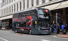 6824 National Express West Midlands (KLTP14) Tags: 6824 adl enviro400 mmc platinum birmingham nxwm nationalexpress westmidlands sn66wej 902 hillhook brandnew