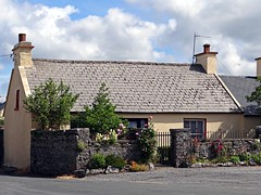 Kilfenora, County Clare, Ireland(3) (Anne O.) Tags: 2014 clare countyclare irland kilfenora panoramio6954847110191586
