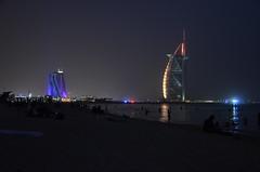 Dubai, UAE (phudd23) Tags: dubai uae jumeirah beach burjalarab