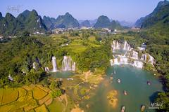 Thác Bản Giốc (Ngô Huy Hòa (hachi8)) Tags: thácbảngiốc trùngkhánh việtnam caobằng waterfall