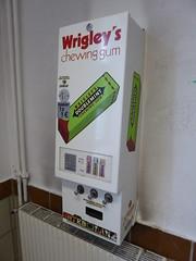 Wrigley's chewing gum vending machine (duncan) Tags: wrigleyschewinggum dispensingmachine wrigleys chewinggum vendingmachine