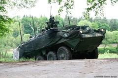 Dragoon Ride II 2016 (Combat-Camera-Europe) Tags: stryker usarmy nato otan exercise exercises dragoonrideii army armee military militär 8x8