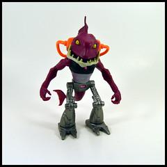 1 Year In A Toybox 2, 340_366 - Fishface (Corey's Toybox) Tags: tmnt teenagemutantninjaturtles ninjaturtles playmates actionfigure figure toy nick nickelodeon fishface 1yearinatoybox2