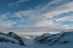 Grosser Aletschgletscher ( Gletscher glacier ghiacciaio  gletsjer ) in den Walliser Alpen - Alps unterhalb dem Jungfraujoch im Kanton Wallis - Valais der Schweiz (chrchr_75) Tags: albumzzz201612dezember christoph hurni chriguhurni chrchr75 chriguhurnibluemailch dezember 2016 grosser aletschgletscher gletscher glacier ghiacciaio  gletsjer kantonwallis kantonvalais wallis valais albumgletscherimkantonwallis alpen alps schweiz suisse switzerland svizzera suissa swiss
