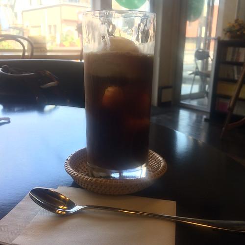 コーヒータイム。 (@ カフェ・茶豆)
