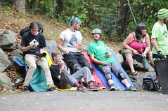 Yardwaste Memorial Downhill Race (abbynews.com) Tags: race for memorial yardwaste longboarders