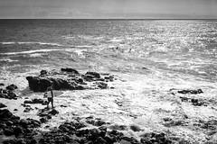 Contemplation... (Mardi Labuguen) Tags: hawaii sand surf waves oahu outdoor honolulu makapuu
