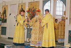 080. Consecration of the Dormition Cathedral. September 8, 2000 / Освящение Успенского собора. 8 сентября 2000 г