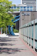 Tacoma Art Museum (1 of 11) (evan.chakroff) Tags: 2003 art museum washington unitedstates 1997 tacoma antoinepredock predock tam olson tacomaartmuseum kundig 2013 olsonkundigarchitects olsonkundig antoinepredockarchitect