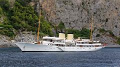 NAP014 (K9 Cu Images) Tags: cruise italy italia amalficoast yacht cruising talitha celebritycruises celebrityconstellation luxuryyacht