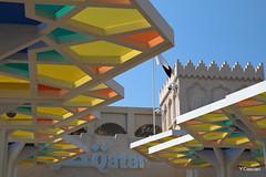 Expo universelle Milan, Pavillon du Quatar (Yannick 67) Tags: city milan canon europe expo foire italie ville pavillon universelle 70d quatar