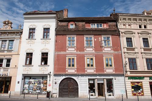 White back. Brasov, Romania ©  Andrey