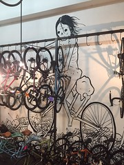 Best Bikeshop in Atlanta (The Goat Whisperer) Tags: atlanta bike bicycle shop georgia salsa surly brooks loosenutscycles
