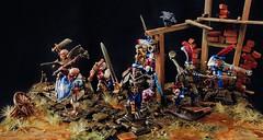 Middenheim warband 2 (Craftworld Studio) Tags: fantasy empire warhammer gw warband middenheim