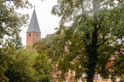Église Saint-Jean-l'Evangéliste à Wissembourg