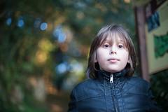 (francesco_if ) Tags: sunset portrait children bokeh bambini ritratto bosco