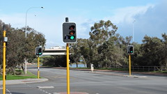 Traffic Signals - Centenary Avenue and Leach Highway, Wilson (AS 1979) Tags: led perth wilson westernaustralia trafficsignals braums centenaryavenue leachhighway