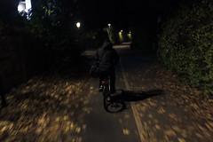 IMG_25522 (David Falck) Tags: autumn light fall bike night bikes sigma malm 1835 550d