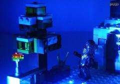 Strange Trees (BrickSev) Tags: snow toy toys photography star starwars war lego space civil scifi sciencefiction wars legostarwars wookiee hideout rebels galactic minifigure wookiees minifigures toyphotography kashyyyk legophotography minecraft legominecraft starwarsrebels
