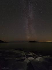 Homesick Stormtrooper (Mikko Salonen) Tags: finland starwars astrophotography stormtrooper milkyway uusimaa thtiensota porkkala imperialstormtrooper iskusotilas