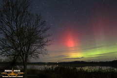 Substorm from a Sunstorm (Winglet Photography) Tags: storm wisconsin night canon solar aurora 7d dslr sunstorm northernlights borealis stockphoto geomagnetic auroraville wingletphotography georgewidener substorm georgerwidener